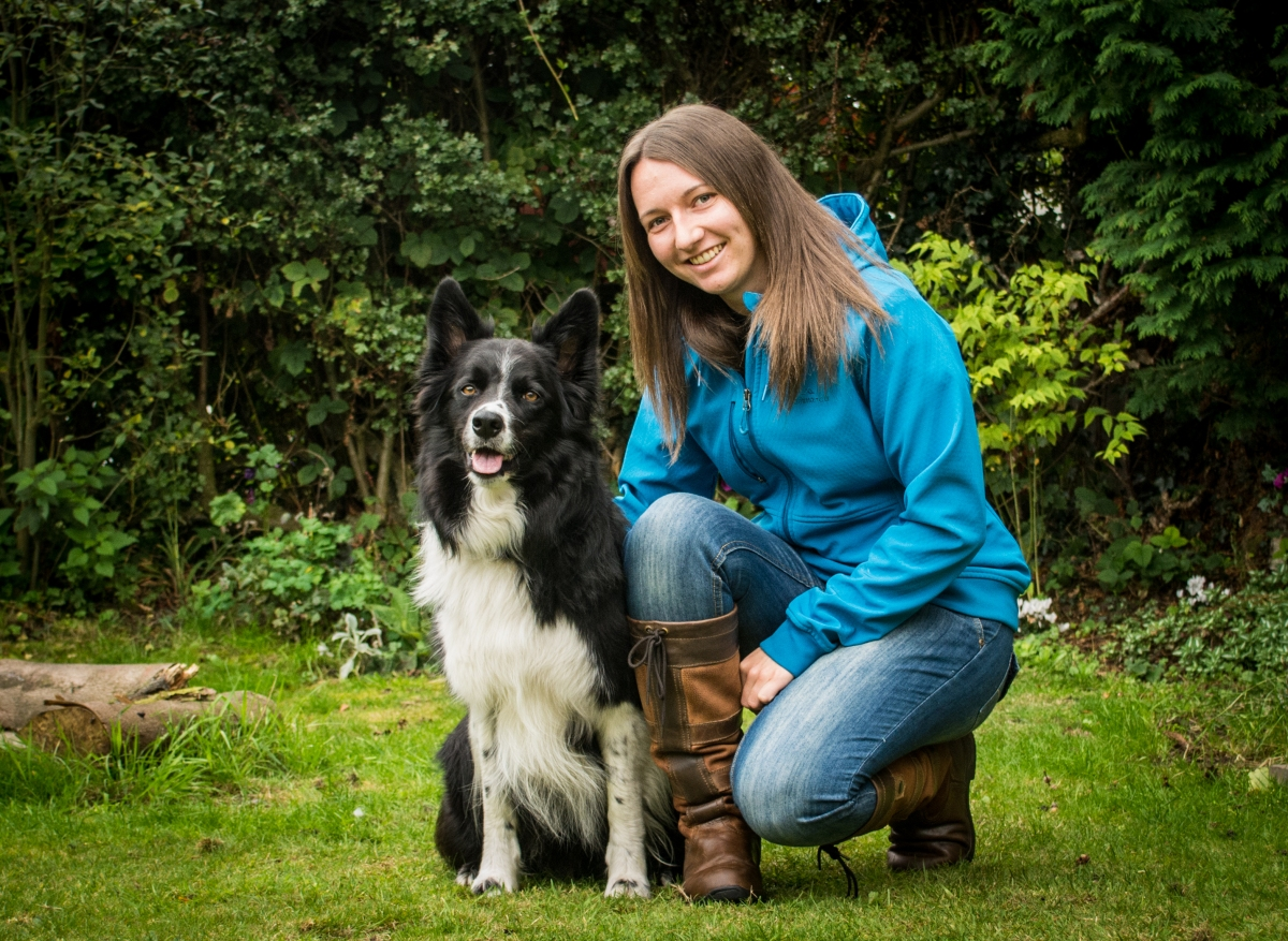 Cannock Chase 10k for Border Collie Trust GB