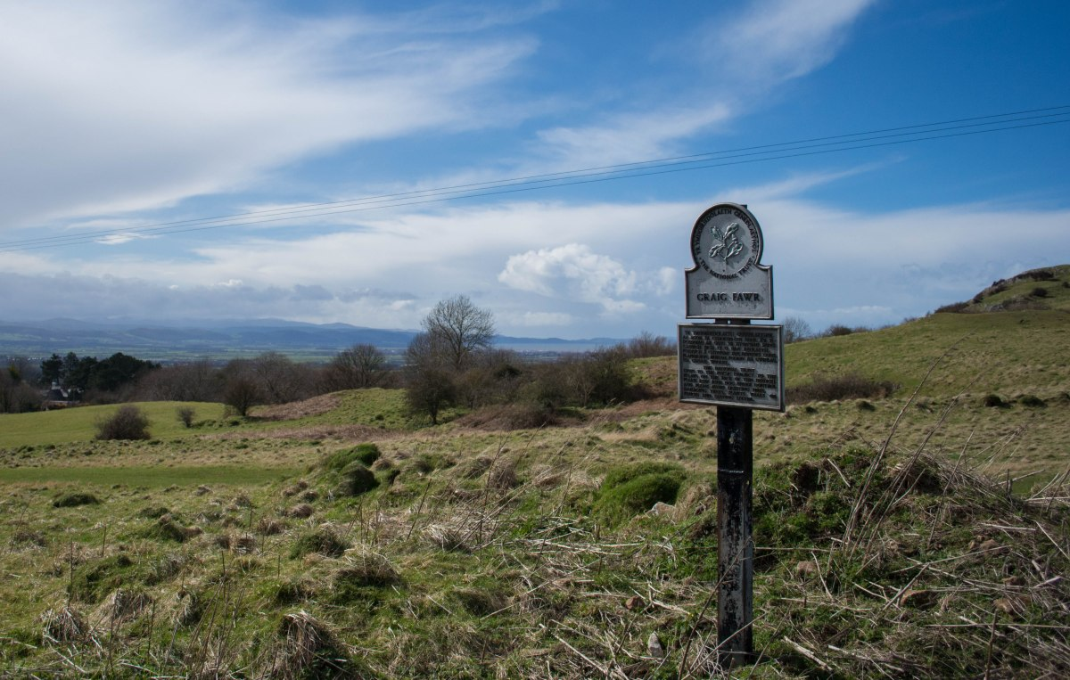 Featured Walk: Graig Fawr